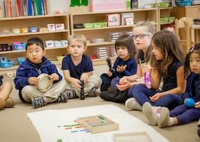 Our Curriculum | Rolling Hills Montessori
